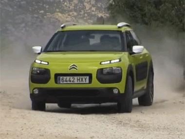 Vídeo prueba: Citroën C4 Cactus BlueHDi 100 CV