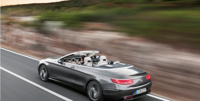 Nuevo Mercedes Clase S Cabrio