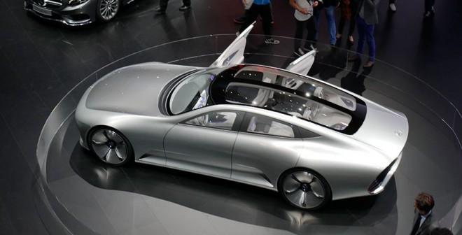 Concept Cars Frankfurt