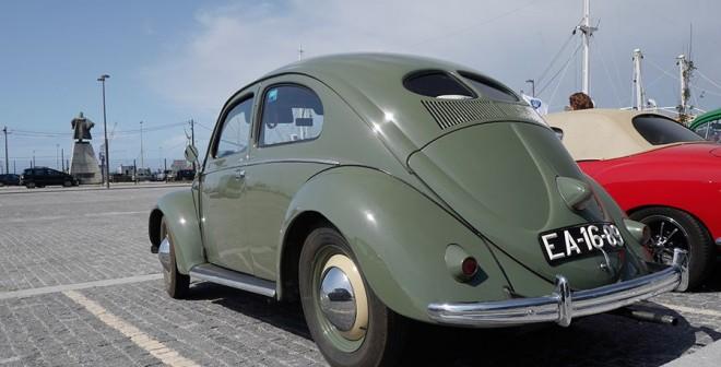 Historia del Salón de Frankfurt KDF Wagen