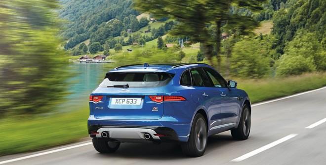 SUV de Jaguar