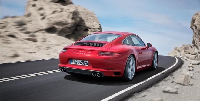 Nuevo Porsche 911 2016