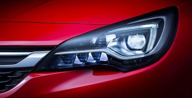 Presentacion y prueba nuevo Opel Astra 2015