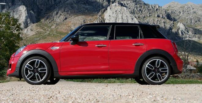 Prueba Mini Cooper S 5 puertas 2015, Casares, Rubén Fidalgo