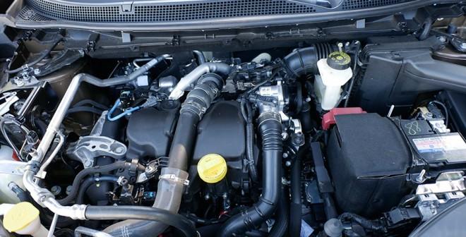 Prueba Renault Kadjar 1.5 dCi 110 CV automático 2015, motor, Rubén Fidalgo