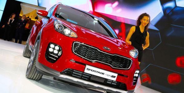 Así es el nuevo Kia Sportage que se presentará en Frankfurt