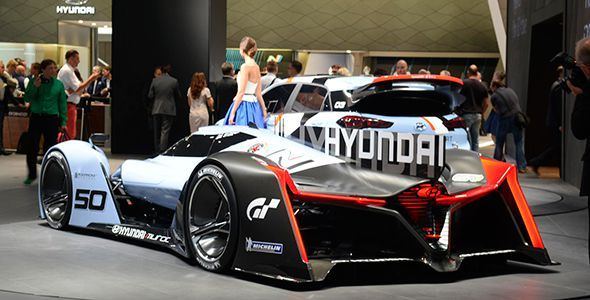 Hyundai estrena N, su marca de altas prestaciones