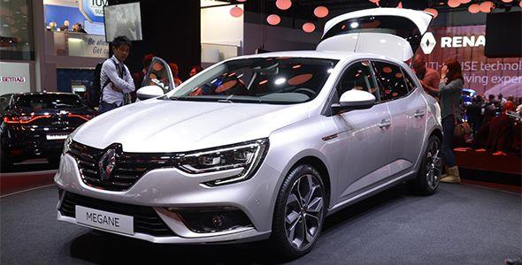 El nuevo Mégane, la gran baza de Renault en Frankfurt