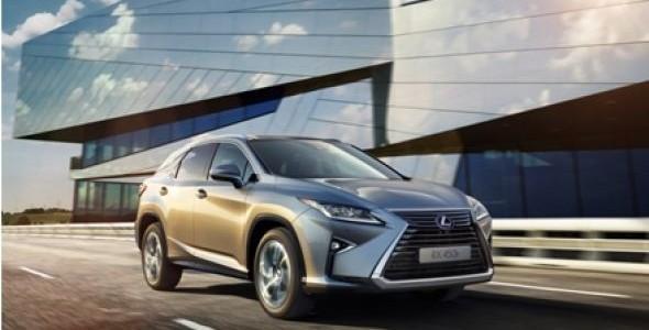 El nuevo Lexus RX debuta en Europa