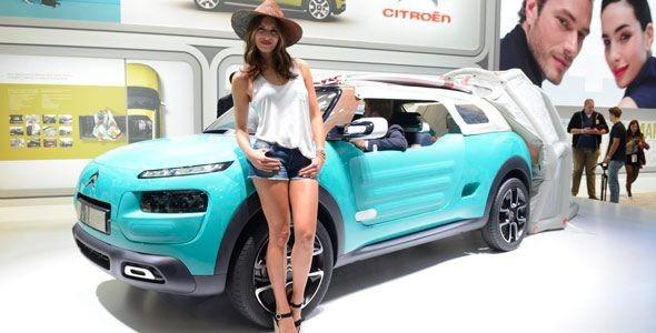 Citroën Cactus descapotable, ¿es posible?