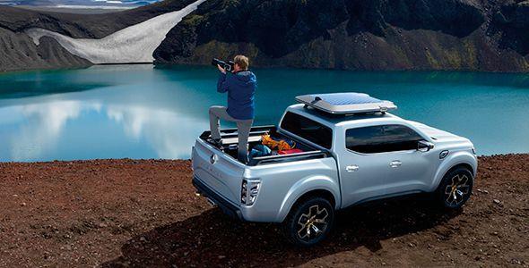 Nuevo Renault Alaskan Concept Pick Up