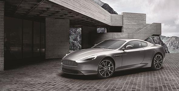 Aston Martin DB9 GT Bond Edition, un homenaje de película