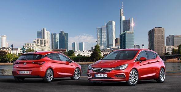 El Opel Astra y su sistema On Star en el IAA 2015