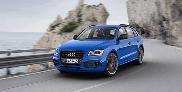 Audi SQ5 TDI plus: un SUV para inconformistas