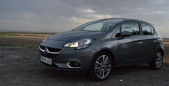 Prueba Opel Corsa Excellence 1.4 de 90 CV