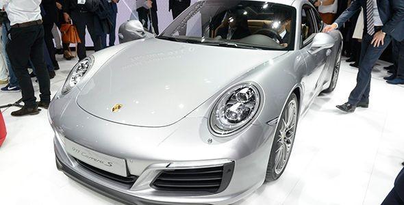 Nuevo Porsche 911 Carrera 2016, más eficiente y rápido