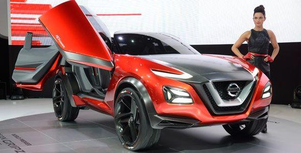 Nissan Gripz Concept, ¿así será el próximo Juke?