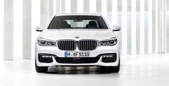 BMW en el Salón de Frankfurt 2015