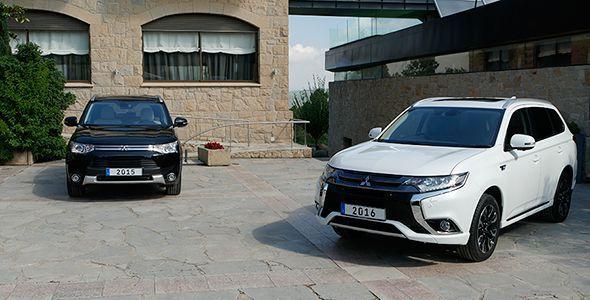 Presentación y prueba nuevo Mitsubishi Outlander 2015