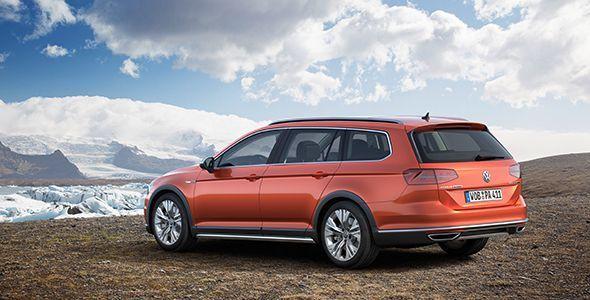 Ya disponible en España el nuevo VW Passat Alltrack 2015