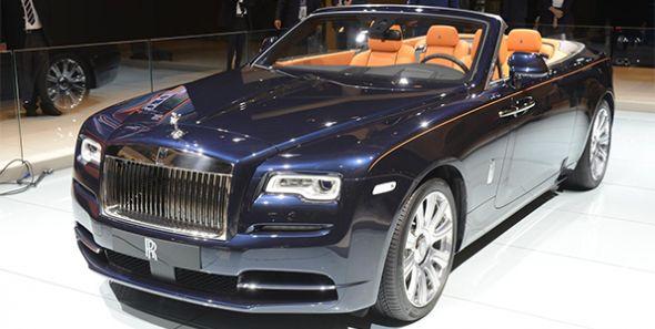Rolls-Royce Dawn: amanecer a cielo abierto
