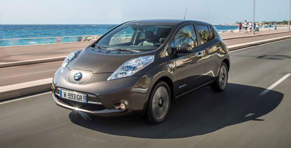 El nuevo Nissan Leaf eleva su autonomía hasta los 250 km