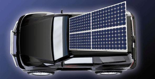 Los coches propulsados por energía solar podrían ser una realidad