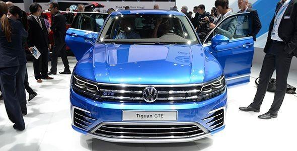Nuevo Volkswagen Tiguan 2016, primicia en Frankfurt