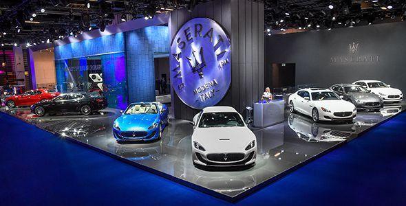 Maserati actualiza su gama en el Salón de Frankfurt 2015