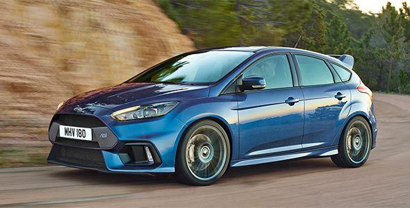 Ford desvela el Focus RS más salvaje de su historia