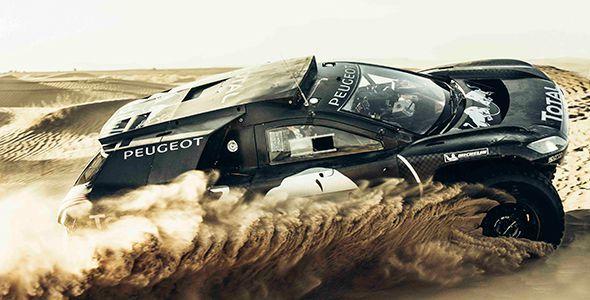 Peugeot 2008 DKR 2016: la nueva fiera para Dakar