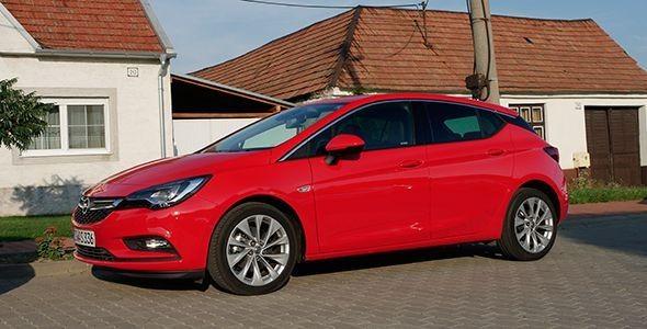 Presentación y prueba nuevo Opel Astra 2015