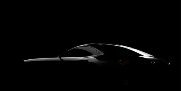 Mazda prepara el Sports Car Concept para Tokyo