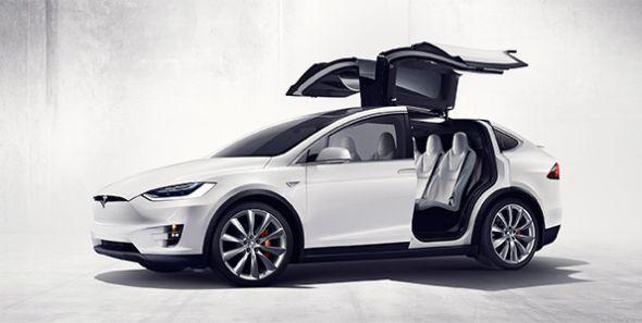 Tesla Model X: autonomía, ecología y confort