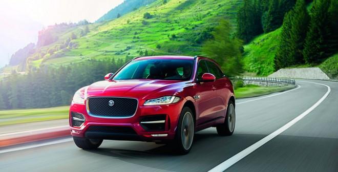 Nuevo SUV de Jaguar