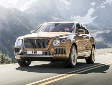 Bentley Bentayga, lujo y potencia en forma de SUV
