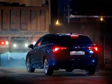 Nuevo Toyota Avensis con Safety Sense