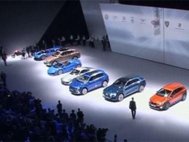 Vídeo: todas las novedades del grupo VW en Frankfurt 2015