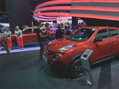 Vídeo presentación de Nissan en Frankfurt 2015