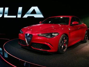 Vídeo: Alfa Romeo Giulia, en Frankfurt 2015