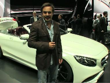 Vídeo: Mercedes Clase S Cabrio, novedad en Frankfurt