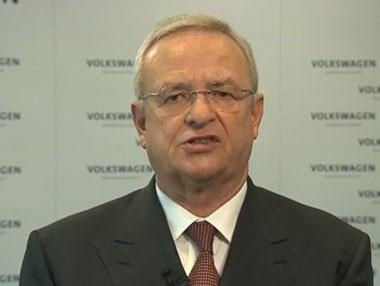 Vídeo: El presidente de Volkswagen, Martin Winterkorn, pide disculpas