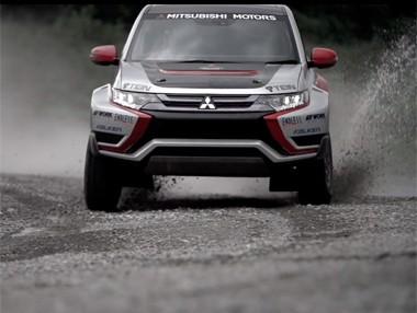 Vídeo: Mitsubishi Outlander PHEV