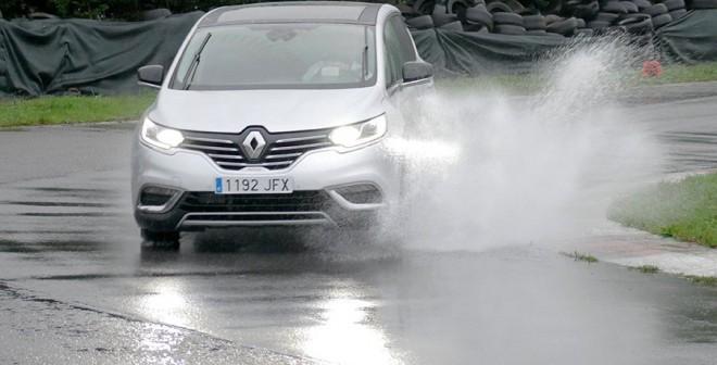 Prueba Renault Espace Initiale dCi 160 CV 2015, A Pastoriza, Rubén Fidalgo