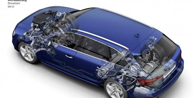 Audi A4 Avant G-tron de Gas Natural