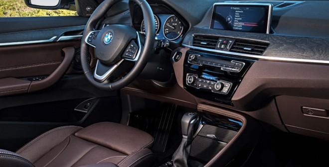 Equipamiento del BMW X1