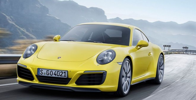 Porsche 911 2015 carrera 4