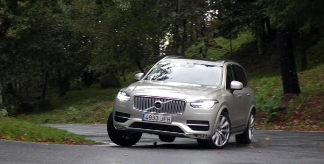 Prueba Volvo XC90 D5 2015, Rubén Fidalgo