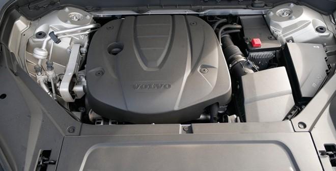 Prueba Volvo XC90 D5 Inscription 2015, motor, Rubén Fidalgo