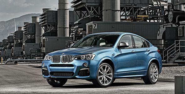 BMW X4 M40i: más poderío para el SUV alemán